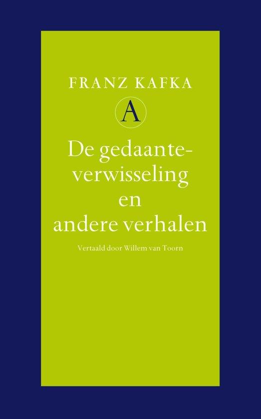 franz kafka de gedaanteverwisseling pdf