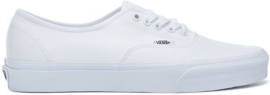 Vans Dames Sneakers Authentic Wmn Wit Maat 36