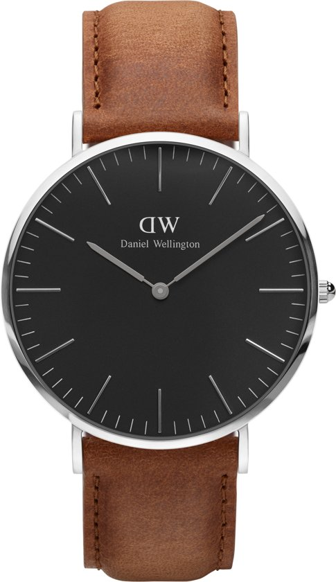 Daniel Wellington Classic Black Durham 40 mm