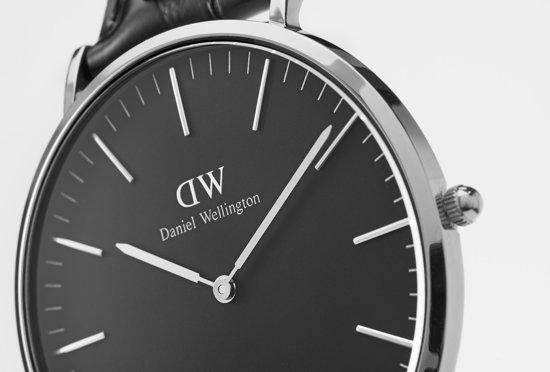 Daniel Wellington Classic Black Durham 40 mm