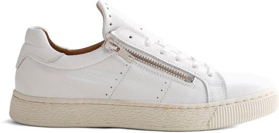 Wit G 37 leoni Dames Nogrz Sneakers Maat 0ZqdI7nxw