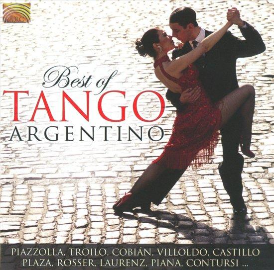 Tango Argentino, Best Of