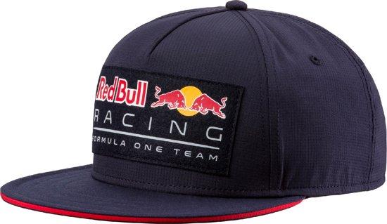 PUMA Red Bull Racing Lifestyle Flatbrim Cap Unisex - NIGHT SKY