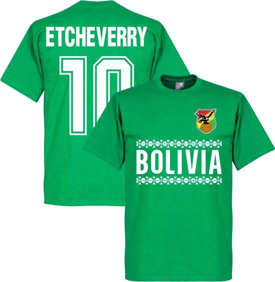 Etcheverry Team S shirt T Bolivia qfRndpFqx