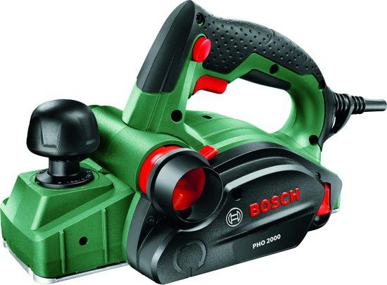 Bosch PHO 2000 Schaafmachine - 680 Watt - Tot 2,0 mm spaandiepte