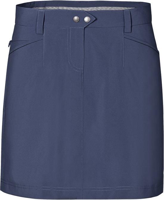 29519781d1af39 Jack Wolfskin Malawi Skort - dames - rok - maat 38 - paars blauw