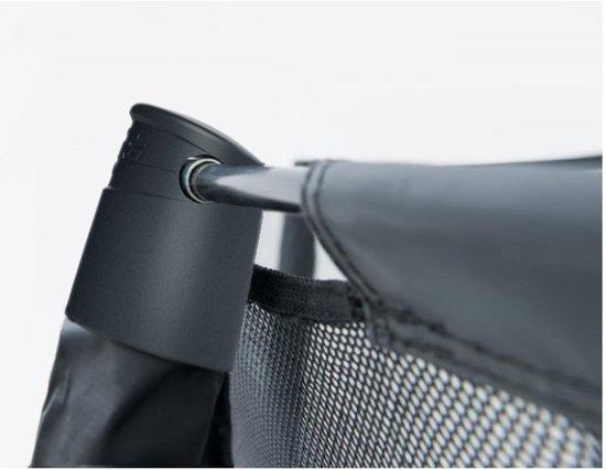 BERG Grand Elite InGround Trampoline à 520 cm met Veiligheidsnet Deluxe
