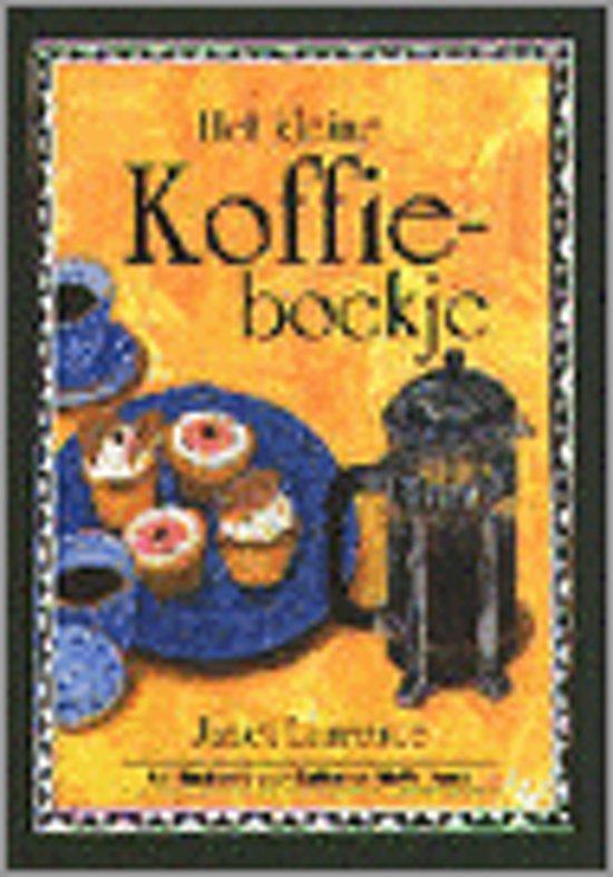 Kleine koffie-kookboekje - Janet Lembke  