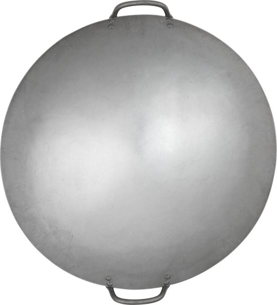 Paderno Wok met 2 oren 46 cm
