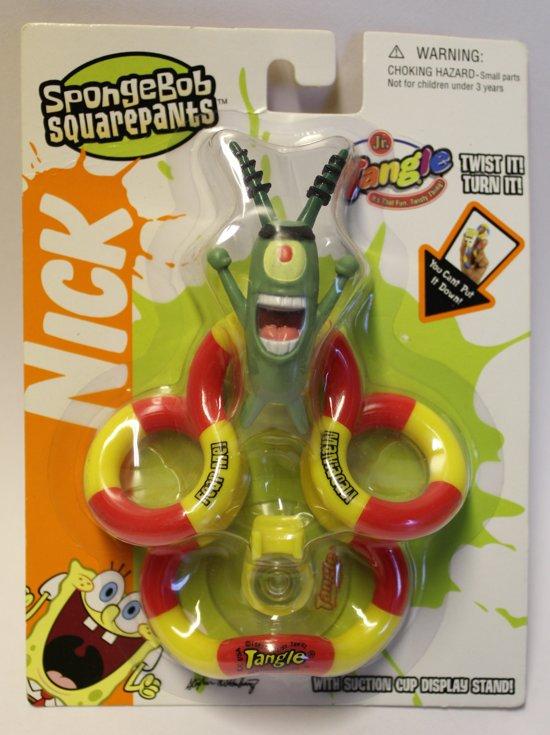 Afbeelding van het spel Tangle Toys - SpongeBob Plankton