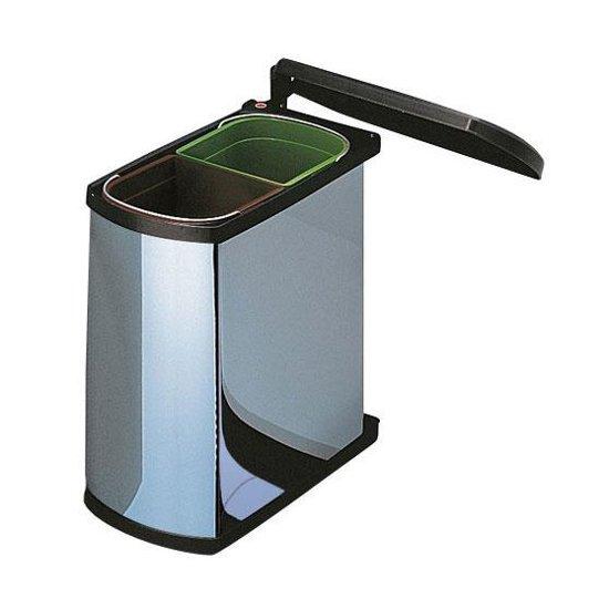 Afvalbak Keuken Inbouw : bol.com Hailo Inbouw Prullenbak AE341610 – 16 l Koken en tafelen