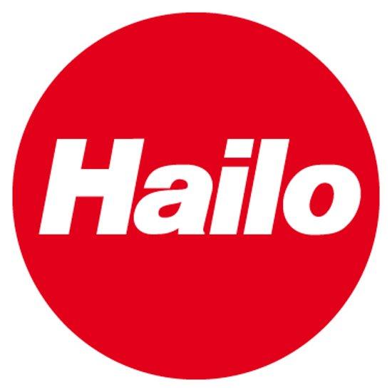 Hailo Duo 8 + 8 Liter RVS