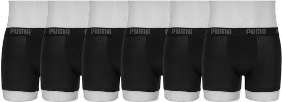 af76324b79ee9e Puma Basic Boxershorts (6-pack) - Sportonderbroek - Mannen - Maat XL -
