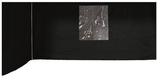 Garden Impressions - Esprit - set 2 zijwanden - 4 & 3m breed - Donker grijs
