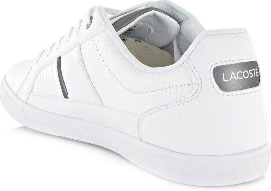 Heren Wit Lacoste Maat Europa 44 Sneakers aOpnFA8