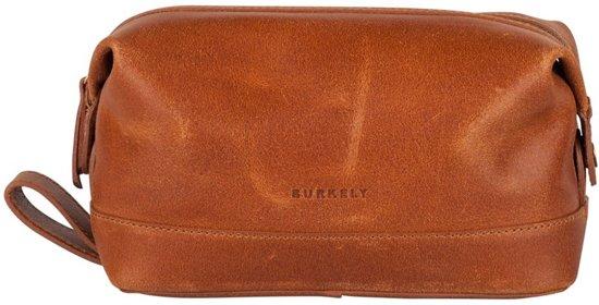BURKELY Vintage Riley Toilettas - Cognac