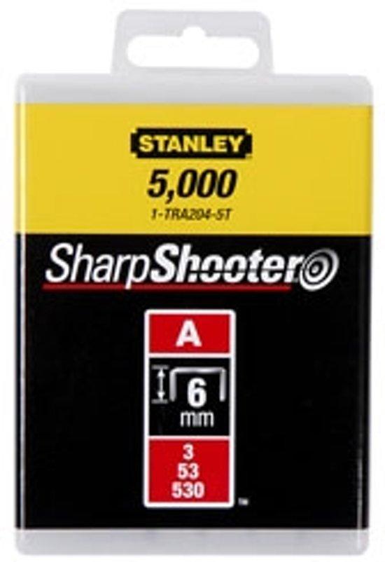 Stanley Nieten 10mm Type A - 5000 Stuks