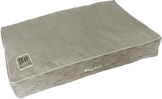 Blokkussen Casual Living (S) Taupe 95x65x15cm