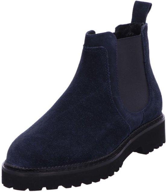 Sioux Chelsea boots blauw - Maat 37.5