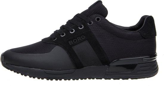 45 Low Heren Sneakers M Borg Zwart Hex R106 Maat Bjorn URcfFHvWU