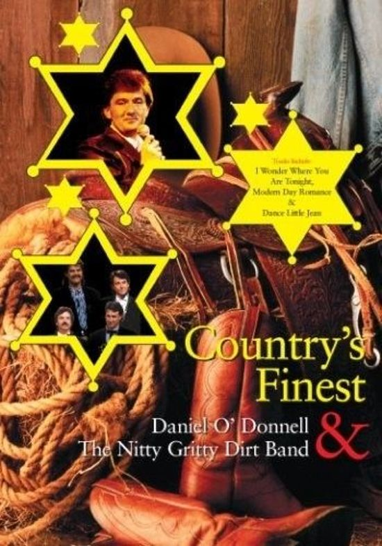 Daniel O'Donnell & Nitty - Country's Finest (Import)