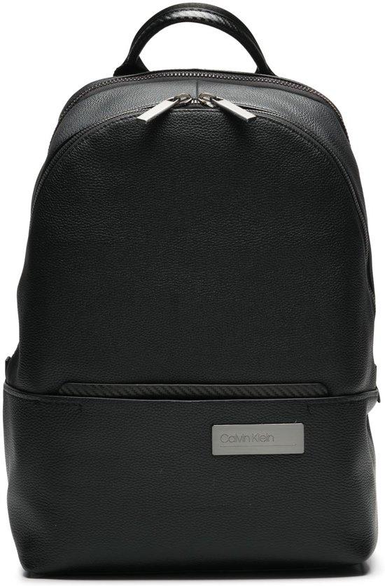 Calvin Klein Black Rugzak  - Zwart