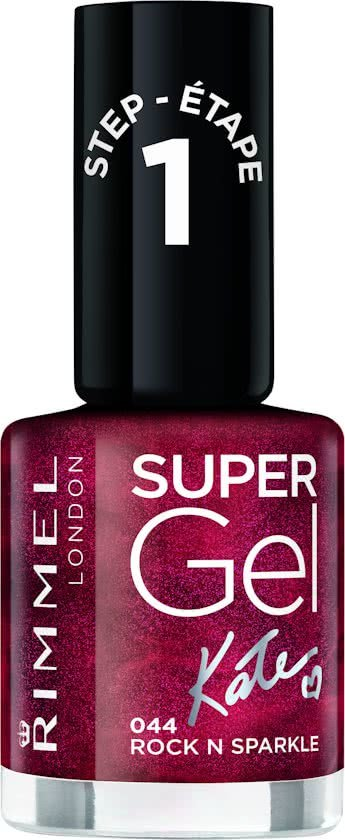 Rimmel London SuperGel by Kate Nagellak - 44 Rock N Sparkle