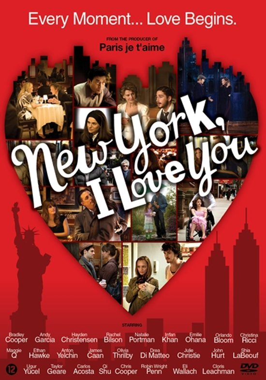 Bolcom New York I Love You Dvd Natalie Portman Dvds