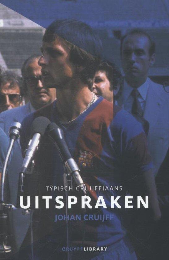 Uitspraken - Johan Cruijff