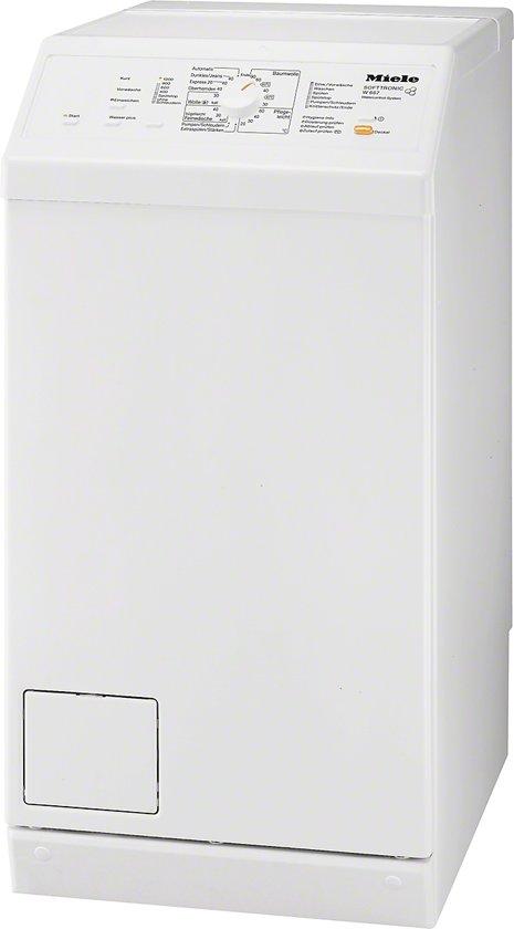 Miele W 667 - Wasmachine - Bovenlader