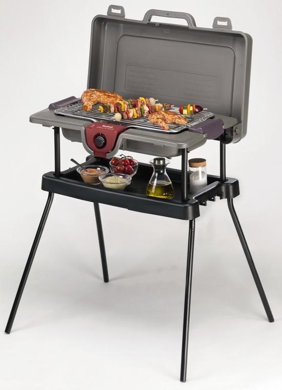 Elektrische Barbecue Tefal.Bol Com Tefal Barbecue Cb7038