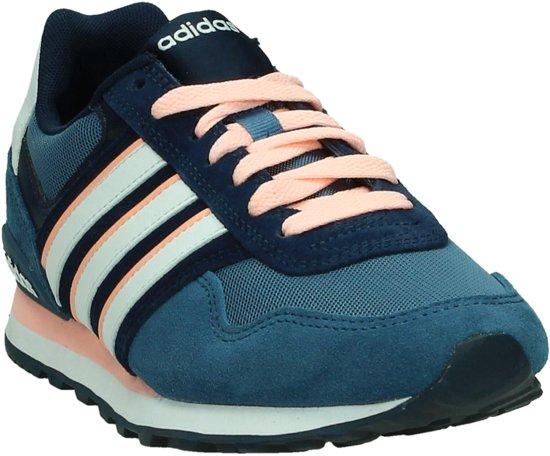 bol.com | Adidas 10k w - Sneakers - Dames - Maat 41 - Blauw