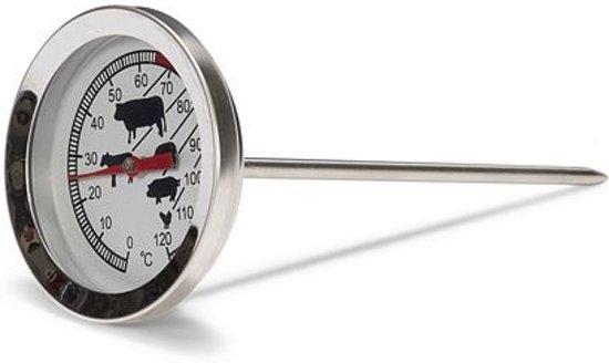 Patisse braad- en vleesthermometer 10cm