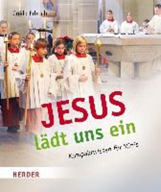 Jesus lädt uns ein