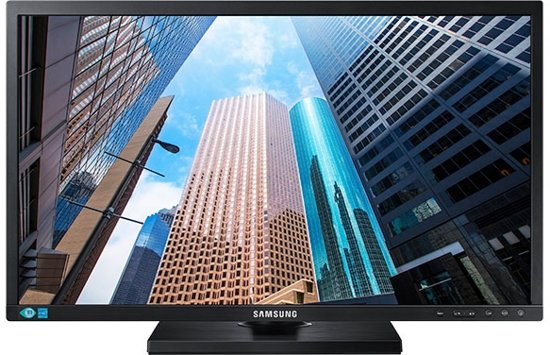 Samsung S24E450DL 23.6'' Full HD LED Flat Zwart computer monitor