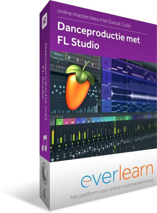 Danceproductie met FL Studio in Waillet