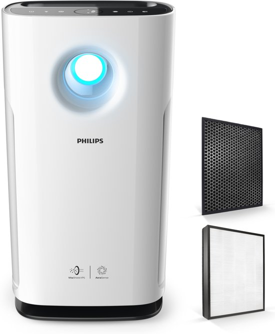 Philips AC3259/10 - Luchtreiniger met HEPA- en koolstoffilter - Connected