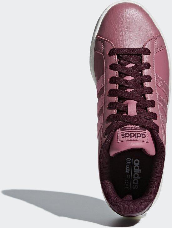 Adidas Advantage Dames Trace 2 3 Sneakers Maat 36 Cf Maroon rCqw4r