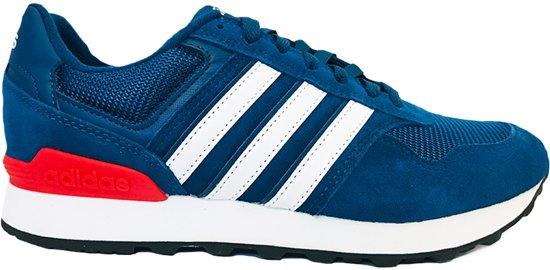 f44174a3d37 bol.com   Blauwe adidas Sneakers 10K