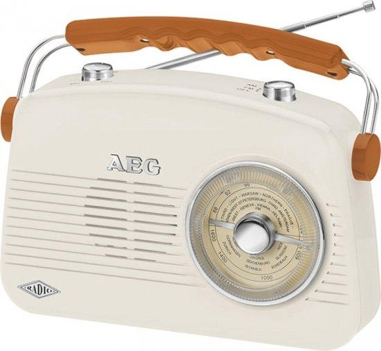 AEG Retro radio NR 4155