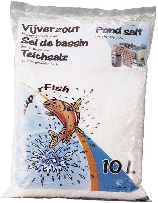 SuperFish Vijverzout 10kg