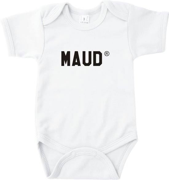 Maud LM 62/68 wit