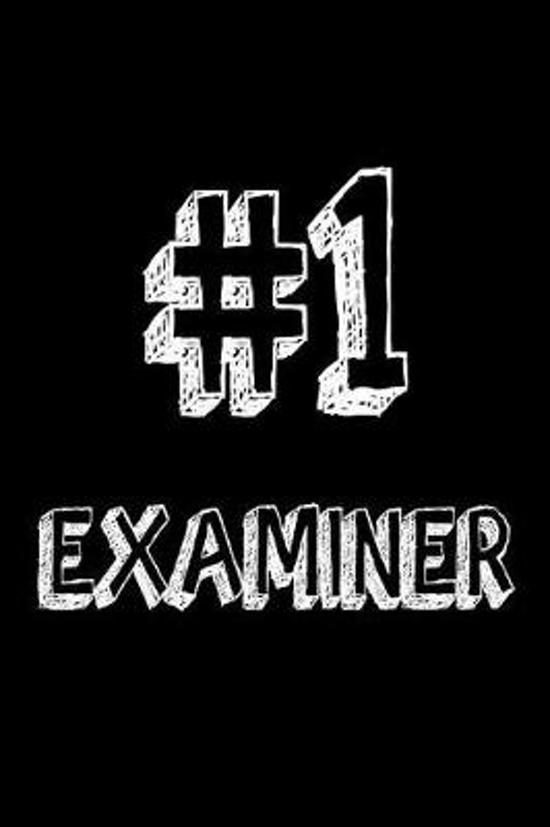 #1 Examiner