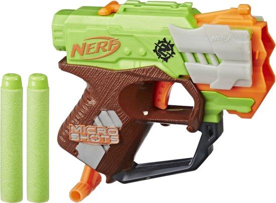 NERF Microshots Crossfire Bow SE2 - Blaster