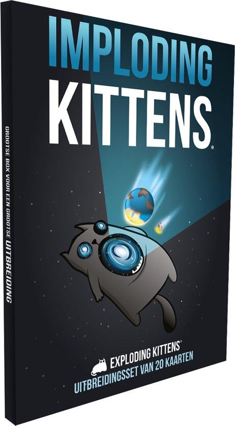 Imploding Kittens - Uitbreiding - Nederlandstalige