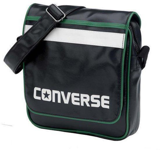 89575ce0f2f bol.com | Converse Flap Bag Sport - Sporttas - Zwart