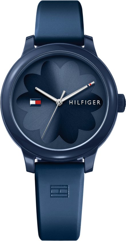 Tommy Hilfiger TH1781775 - Horloge - Siliconen - Blauw - 38 mm