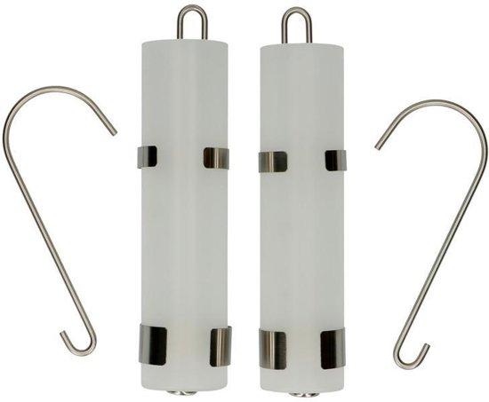 Radiator Waterverdampers / Luchtbevochtigers. Set van 2