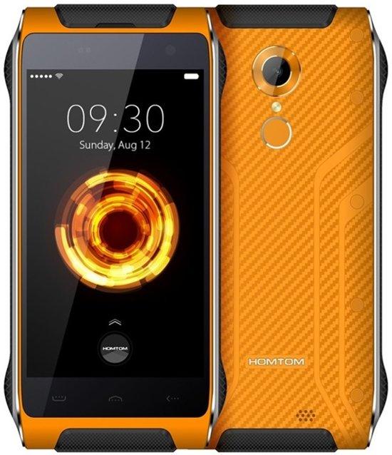 Homtom HT20 Pro 4,7 inch Android 6.0 Octa Core 3500mAh 3GB/32GB Oranje