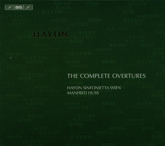 Haydn - Ouvertures (2/1)